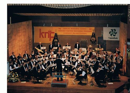 Koninklijke Harmonie Orpheus, concertconcours Helmond 1988