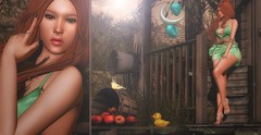 ♚ 356 ♚ (Luxury Dolls) Tags: fiore bento maitreya nevariver insomnia insomniastore style store shoes septum livia scalayinyang scala due kustom9 event gacha kr kennyrolands treschic salvadori salvadoriparis yokai duck apple balloon on9