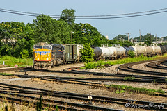 UP 4532 | EMD SD70M | NS Memphis District (M.J. Scanlon) Tags: cefx2792 emd sd402 up2792 citx2792 sd40m2 391 ns391 mmepbb upmmepbb up unionpacific ns nsmemphisdistrict nsmemphisdistrictwestend norfolksouthern transfer manifest sd70m up4532 digital transportation merchandise commerce business wow haul outdoor outdoors move mover moving scanlon canon eos unit engine locomotive rail railroad railway train track horsepower logistics railfanning steel wheels photo photography photographer photograph capture picture trains railfan