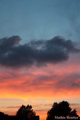 IMG_6975Couchée de soleil (Mathie9) Tags: couché de soleil paysages nord pas calais soir nuages canon