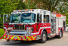 Mississauga Fire Truck (Sorin Popovich) Tags: mississauga ontario streetsville firetruck emergencyvehicle canada truck engineering beautiful cool