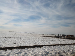Snow fields and clouds, Middle Atlas near Azrou, Morocco (Paul McClure DC) Tags: middleatlas morocco jan2017 almaghrib ifrane azrou mountains winter scenery snow northafrica