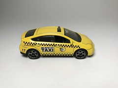 Prius Taxi (king_joe007) Tags: toyota 164 diecast matchbox car prius taxi