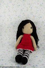 Amigurumi (El Gato sobre el Tejado) Tags: crochet amigurumi peluches plush manualidades crafts hechoamano handmade doll muñeca gorjuss