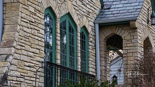 Architectural Details Waukesha WI by sheldn