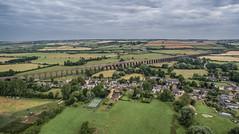 A commute with a view (jbg06003) Tags: harringworth england unitedkingdom gb eastmidlands meridian class222