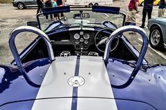 AC Cobra-4 (John Tif) Tags: accobra brooklands supercar car