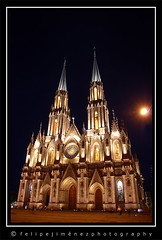Catedral Inconclusa (dogtor68) Tags: zamoramichoacan mexico michoacan zamora night catedral cathedral church templo temple