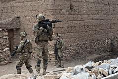 "Poor Jamaican to Bulldog Hero (1st Brigade Combat Team ""Bastogne"") Tags: observationpost 1327infregt afghanistan operationenduringfreedom staffsgtmarkburrell taskforcebulldog combatpatrol mccarthyphillip jamaican nuristanprovince"