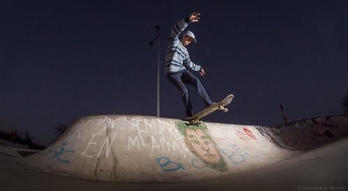 Rafael Galaz - Wallie Bs Tailslide