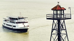 Alcatraz Flyer (Charles Dawson) Tags: sanfrancisco boat alcatraz