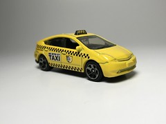 Prius Taxi (king_joe007) Tags: 164 diecast matchbox car toyota prius taxi