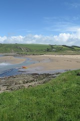 bantham41 (West Country Views) Tags: bantham sand devon scenery