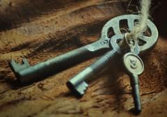 Three - Macro Mondays (pics by paula) Tags: three 3 macromondays macro mondays monday hmm picsbypaula keys close up