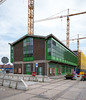 Rotterdam 22-07-2017-7 (Pure Natural Ingredients) Tags: rotterdam rotjeknor 010 architecture architectuur buildings gebouwen walhalla green cranes