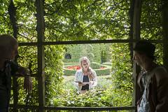 Zaterdag in de Prinsentuin: Vicky Francken