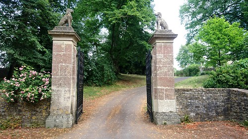 Ornamental gates