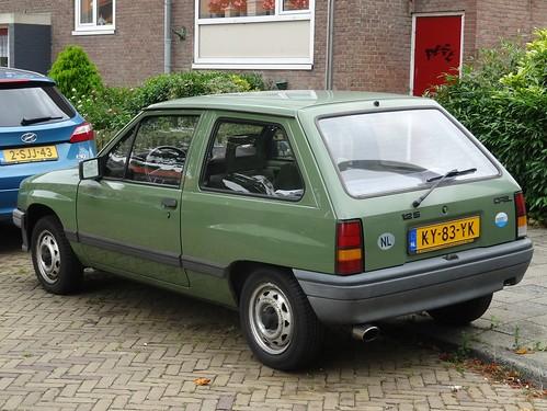 1984 Opel Corsa