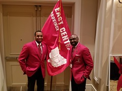 "Brother Polemarch Jordan and Brother JVP Harris at 83rd Grand Chapter Meeting • <a style=""font-size:0.8em;"" href=""http://www.flickr.com/photos/136379284@N06/35984922686/"" target=""_blank"">View on Flickr</a>"