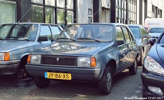 Renault 14 GTL 1983 (XBXG) Tags: jy86xs renault 14 gtl 1983 renault14 re14 r14 poire haarlem nederland holland netherlands paysbas vintage old classic french car auto automobile voiture ancienne française vehicle outdoor