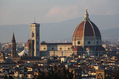 Florence, Italy (cannemadden) Tags: italy florence skyline cities