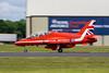 Hawk Red Arrows