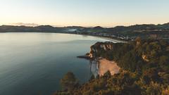 Cooks Beach (ericducourneau) Tags: newzealand travel landscape beach mountain volcano explore birds animals roadtrip adventure hiking trek cave glowworms tongariro