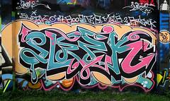 graffiti and streetart in bangkok (wojofoto) Tags: graffiti streetart bangkok thailand wojofoto wolfgangjosten sleek