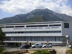 Università di Corsica Pasquale Paoli (TerezaŠestáková) Tags: francie france korsika corse corsica