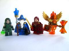 COOOOOOOOOOOTNEST! (slight.of.brick) Tags: lego fantasy minifig contest figbarf