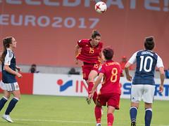 47270559 (roel.ubels) Tags: voetbal vrouwenvoetbal soccer deventer sport topsport 2017 spanje spain espagne schotland scotland ek europese kampioenschappen european worldchampionships
