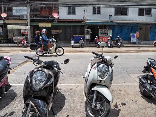 Streets of Hua Hin