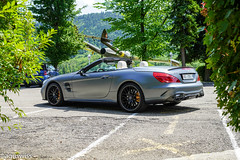 Mercedes SL63 AMG (aguswiss1) Tags: mercedessl63amg mercedes sl63 amg supercar sportscar fastcar dreamcar roadster cabrio cabriolet convertible funcar cruiser racer 300kmh carspotting worldcars matt fast