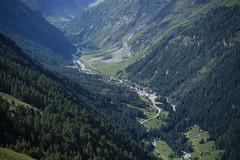 Zinal, Val d'Anniviers (bulbocode909) Tags: valais suisse zinal valdanniviers forêts arbres nature montagnes villages vert navisence