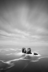 21072017-24.jpg (intxaur) Tags: nubes luz minimalismo santander cantabria playa roca longexposure largaexposición mar tokina canon losurros paisaje amanecer blancoynegro