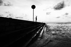 R0023572 (kenny_nhl) Tags: ricoh grd grdiv grd4 provoke street streetphotography snap shadow shot scene surreal streephotography visual monochrome malaysia 28mm black blackwhite bw blackandwhite beach life explore explored photo people photography dark