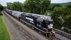 NS 5146 (irail2010) Tags: ns nysw railroad erie