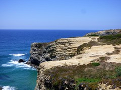 P1020489 (snapshots_of_sacha) Tags: sea atlantic atlantik meer beach algarve portugal landscape nature wild