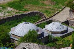 45 - Bosnie-Herzégovine, Počitelj, au bord de la Neretva (paspog) Tags: mai may 2017 europe islam bosnieherzégovine počitelj neretva