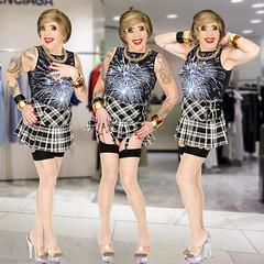 home15259-61 (Ann Drogyny) Tags: shoes legs heels crossdress crossdresser crossdressing cd tv tg ts transvestite transgender transsexual tranny tgirl glamour pinup mature cute sexy stockings nylons suspenders garters