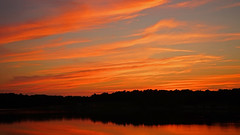 DSC01152 (gregnboutz) Tags: cloud clouds beautifulclouds partlycloudy colorfulsunset colorfulsunsets lakesunset lakesunsets orangesunsets colorfulclouds colorful binderlake binderstatepark binderpark gregboutz