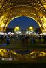 Tour Eiffel by night (massimomarson) Tags: parigi paris francia france europa europe città city 2014 summer visit tourism turismo travel viaggi architecture architettura notte night toureiffel torreeiffel
