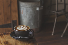 Coffee Time (satochappy) Tags: cafe capcchino retro antique