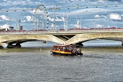 Esplanade Bridge (chooyutshing) Tags: esplanadebridge singaporeriver marinabay singapore
