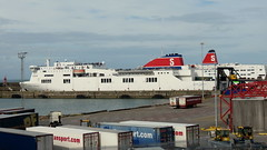 17 07 30 Stena Rosslare (18) (pghcork) Tags: stenaline stenaeurope stenahorizon rosslare wexford ireland ferry