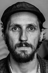 Pedro Lima (Miguel.Galvão) Tags: monochrome black white preto e branco portrait retrato galvão miguel évora alentejo portugal 50mm