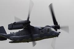 USAF Osprey (John W Cook) Tags: riat airshow royalinternationairtattoo airtattoo aircraft usaf osprey v22osprey vtol stol