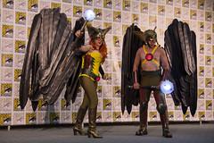 SDCC 2017 - Masquerade - Hawkman and Hawkgirl (W10002) Tags: dc hawkman hawkgirl sdcc sdcc2017 sdcc17 sandiegocomiccon san diego comiccon 2017