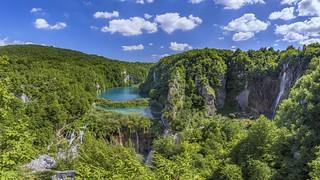 *Plitvice Lakes @ Panorama*