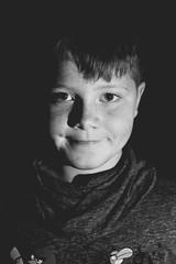 DC1_4339.jpg (David Claringbold) Tags: lightroom d750 50mm 18 raw low key portrait boy face head shot child home family